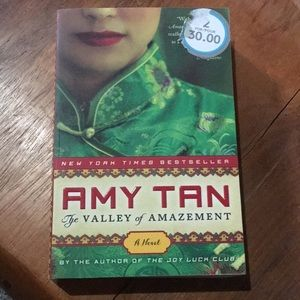 The valley of amazement novel by Amy Tan